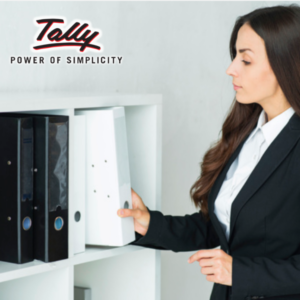Document Management in Tally